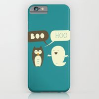 Boo Hoo iPhone 6 Slim Case