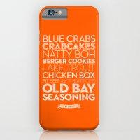 Baltimore — Delicious … iPhone 6 Slim Case