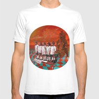 Sigur Mens Fitted Tee White SMALL