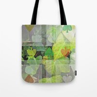 hyedra wall Tote Bag