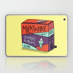 Boxed Milkshake Laptop & iPad Skin