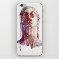 I Wanna Life iPhone & iPod Skin