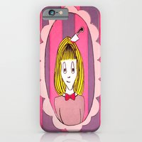 iPhone & iPod Case featuring Minor Adjustment by AMarloweCanPrint