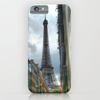 iPhone & iPod Case featuring Springtime in Paris by Christine Workman
