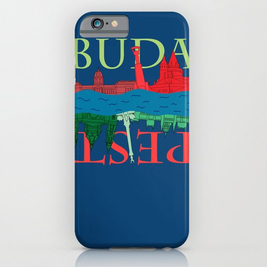 Buda Pest iPhone & iPod Case