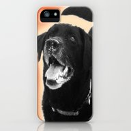 Labrador Happy 2 iPhone (5, 5s) Slim Case