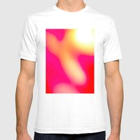 Thingmoo Mens Fitted Tee White SMALL
