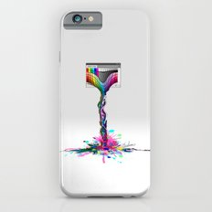 No more paintings, Photoshop it's broken! iPhone 6s Slim Case
