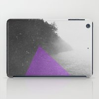 NEON NATURE   Purple iPad Case