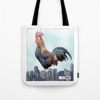 A HUGE COCK Tote Bag