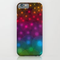 iPhone & iPod Case featuring SF Dandelion Rainbow by Superfried