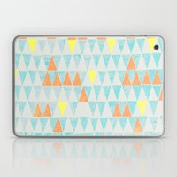 Triangle Patterns Laptop & iPad Skin