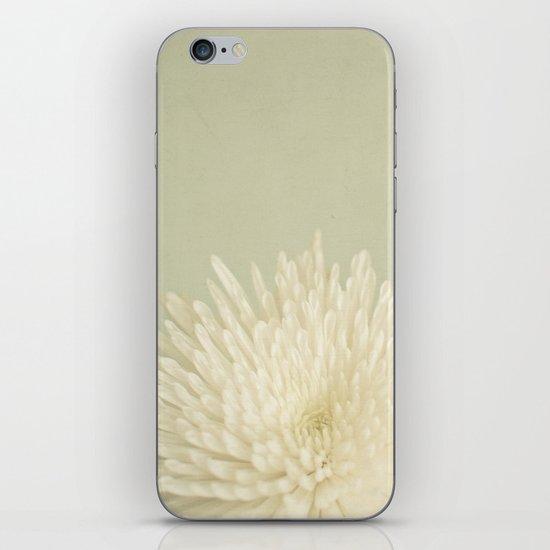 Pale Beauty iPhone & iPod Skin