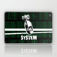 Bomb the System Laptop & iPad Skin