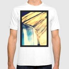 Toy Car Mens Fitted Tee White SMALL
