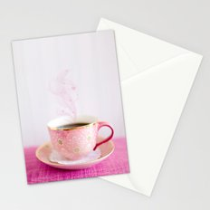 Love my coffee Stationery Cards
