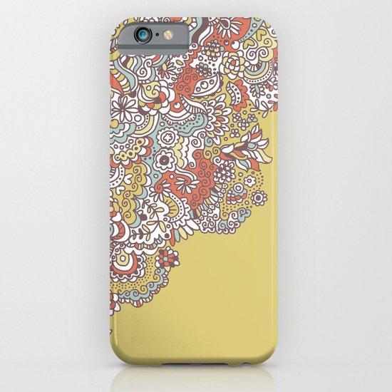 Flower Medley #1 iPhone & iPod Case