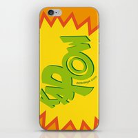 KAPOW iPhone & iPod Skin