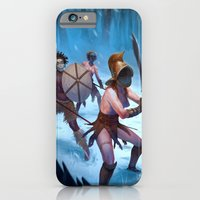 Den Of The Ogrelion iPhone 6 Slim Case