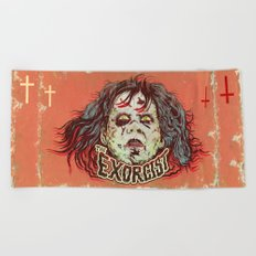 Exorcist Beach Towel