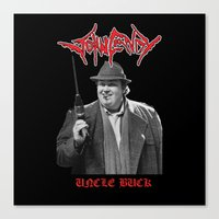 Uncle Buck  Canvas Print
