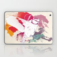 Bird Of Colour Laptop & iPad Skin