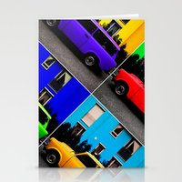 Eastern Germany Car - Trabant 601s Stationery Cards