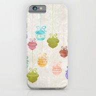 Christmas Balls iPhone 6 Slim Case