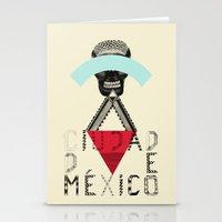 Locals Only - Ciudad De … Stationery Cards