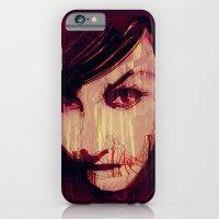 Strange Girl iPhone 6 Slim Case