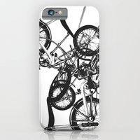 Bike Chaos iPhone 6 Slim Case