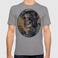 Queen Of Indulgence  Mens Fitted Tee Athletic Grey SMALL