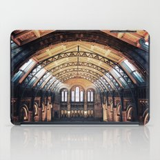 London Natural History Museum  iPad Case