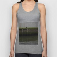 By the water Unisex Tank Top