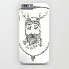 Forest man iPhone 6s Slim Case