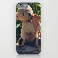 iPhone & iPod Case featuring Just One Cornetto by Palin