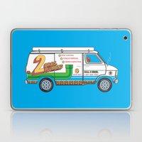 2 Bros. Plumbing Van Laptop & iPad Skin