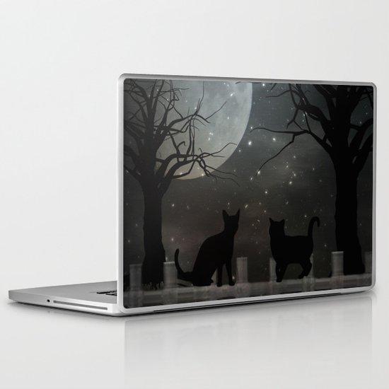 Fence Sitting Laptop & iPad Skin