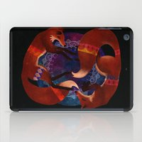 Space Foxes iPad Case