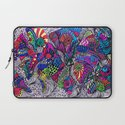 Mongali Faces Laptop Sleeve