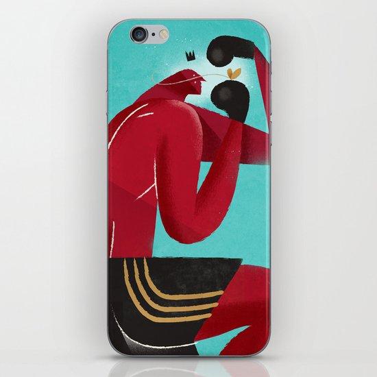 i protect you iPhone & iPod Skin