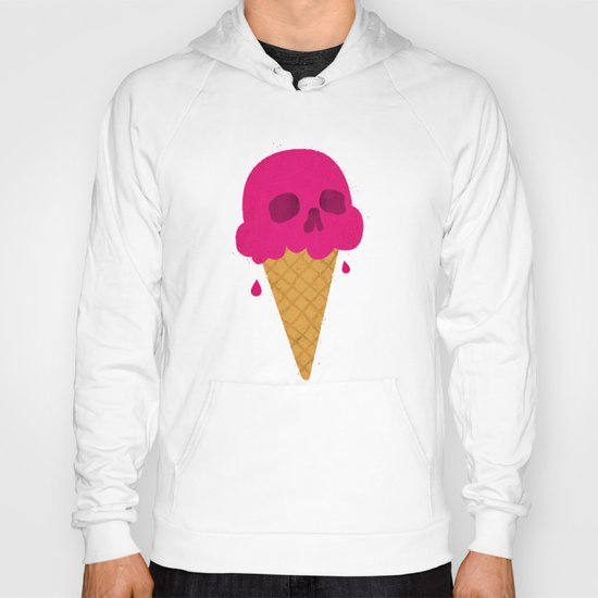Skull Scoop. Hoody