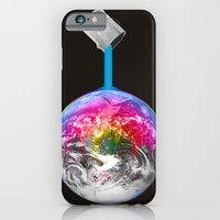 iPhone & iPod Case featuring Canopy of Color by Shipwreck Moon Designs