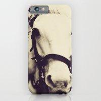 White Horse iPhone 6 Slim Case