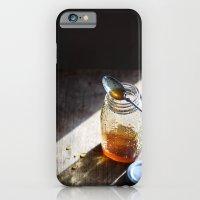 Sunlight and Honey - Kitchen Food Art iPhone 6 Slim Case