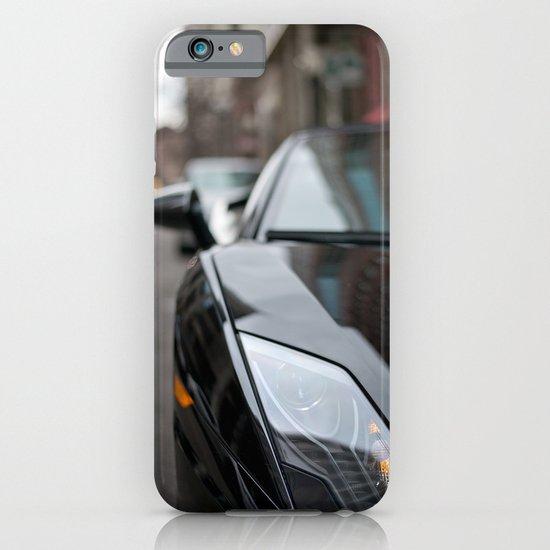 Lambo Close Up iPhone & iPod Case