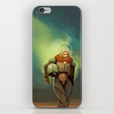Landing iPhone & iPod Skin