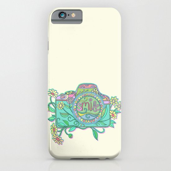 Smile for the Camera iPhone & iPod Case