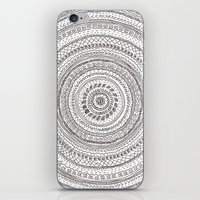 Lines Lines Lines.. iPhone & iPod Skin