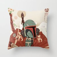 The Bounty And The Smugg… Throw Pillow